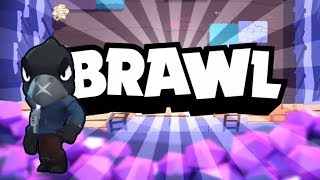 Brawl Stars | Legendary Crow | Gem Grab | Hard Rock Mine
