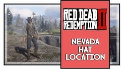 Red Dead Redemption 2 - Civil War Knife and Hat Location