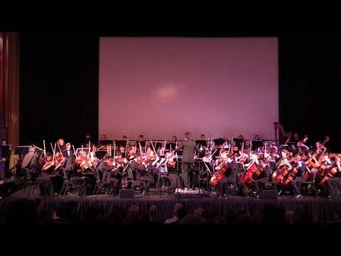 """Fikret Amirov's """"Azerbaijan Capriccio"""" performed by Sacramento Youth Symphony"""