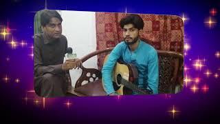 #Pakistan#student Coming soon Talk show with student Ustad Nusrat Fateh Ali khan&RockStar Ahsan Ali