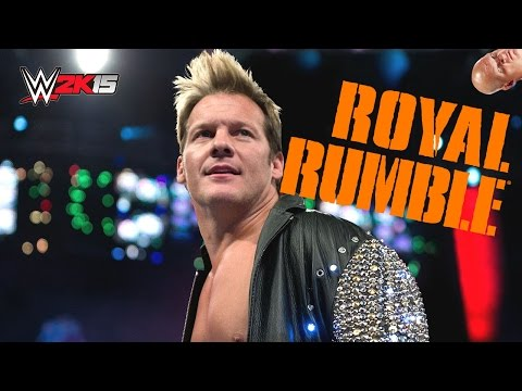 Here Comes the Pain, Okay He Gone!!!  - WWE 2K15 [Royal Rumble] Xbox One Gameplay, Commentary