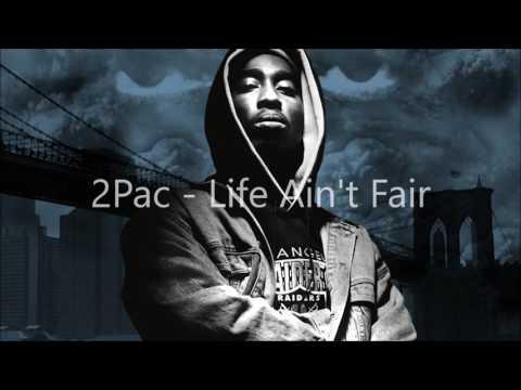 2Pac - Life Ain't Fair (Dj Skandalous remix)