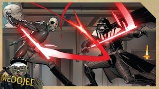 Darth Vader trénoval Inkvizitory a TOHLE se stalo!!   Star Wars