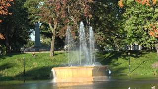 The Fountain at Parc Lafontaine