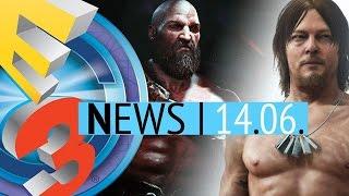 God of War, neues Kojima-Spiel & PC-Xbox-Crossplay - E3-News: Xbox-, Ubisoft- & Sony-Highlights