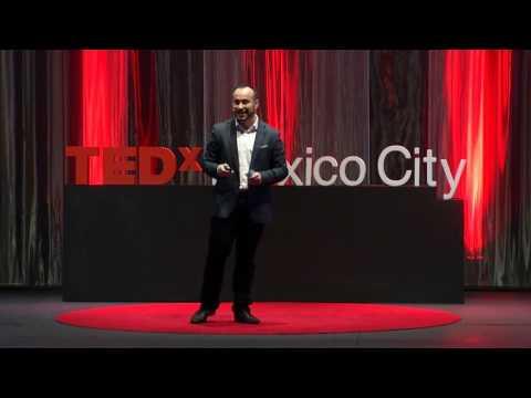Habla para que yo te conozca | Gerardo Bolívar | TEDxMexicoCity