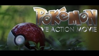 Pokemon: A Live Action Movie Teaser Trailer