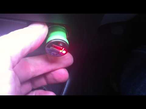 Faulty Iphone 4 Car Charger
