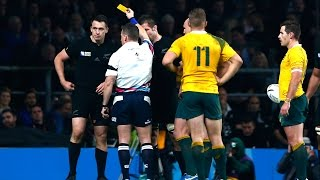Nigel Owens' favourite moments as a referee