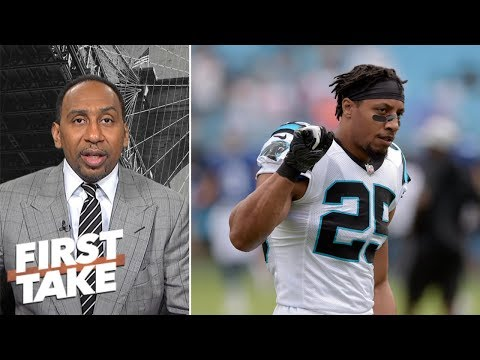 Stephen A.: 'I see both sides' of Eric Reid-Malcolm Jenkins feud | First Take