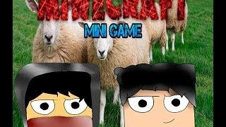 Mini Game in Minecraft с Оливерсом и Никитой (。◕‿◕。) #1  Воруем Овечек :3
