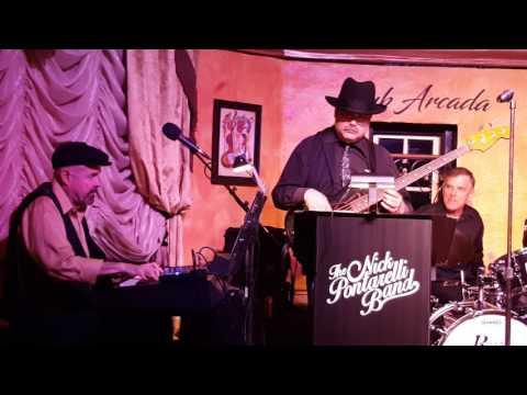 Erin Boheme sings One Night with Frank