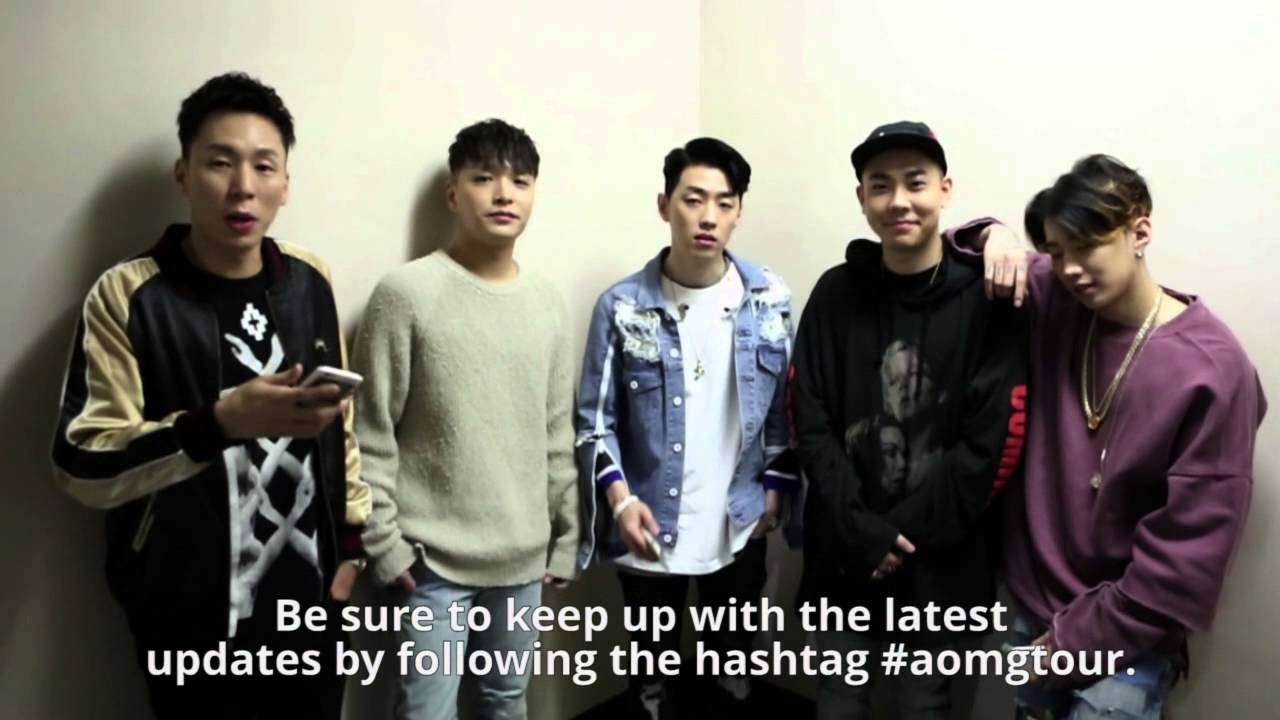 aomg follow the movement 2016 american tour 14 day countdown