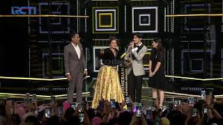 Cha Eun Woo Feat Rizky Febian - Kesempurnaan Cinta | INDONESIAN TELEVISION AWARDS 2018