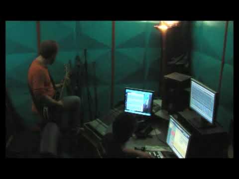 BY-PASS @ Studio Underground - Guitar Recording