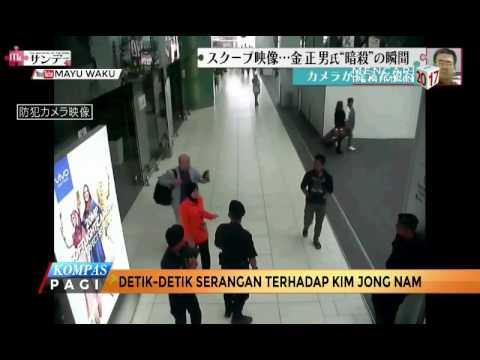 Inilah Detik-Detik Serangan Terhadap Kim Jong Nam