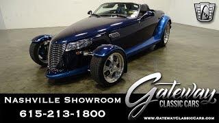 2001 Chrysler Prowler, Gateway Classic Cars Nashville,#1043 NSH