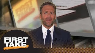 Max Kellerman: 'All of the pressure is on Aaron Rodgers this season' | First Take | ESPN thumbnail