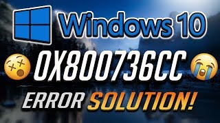 How to fix windows error 0x800706ba
