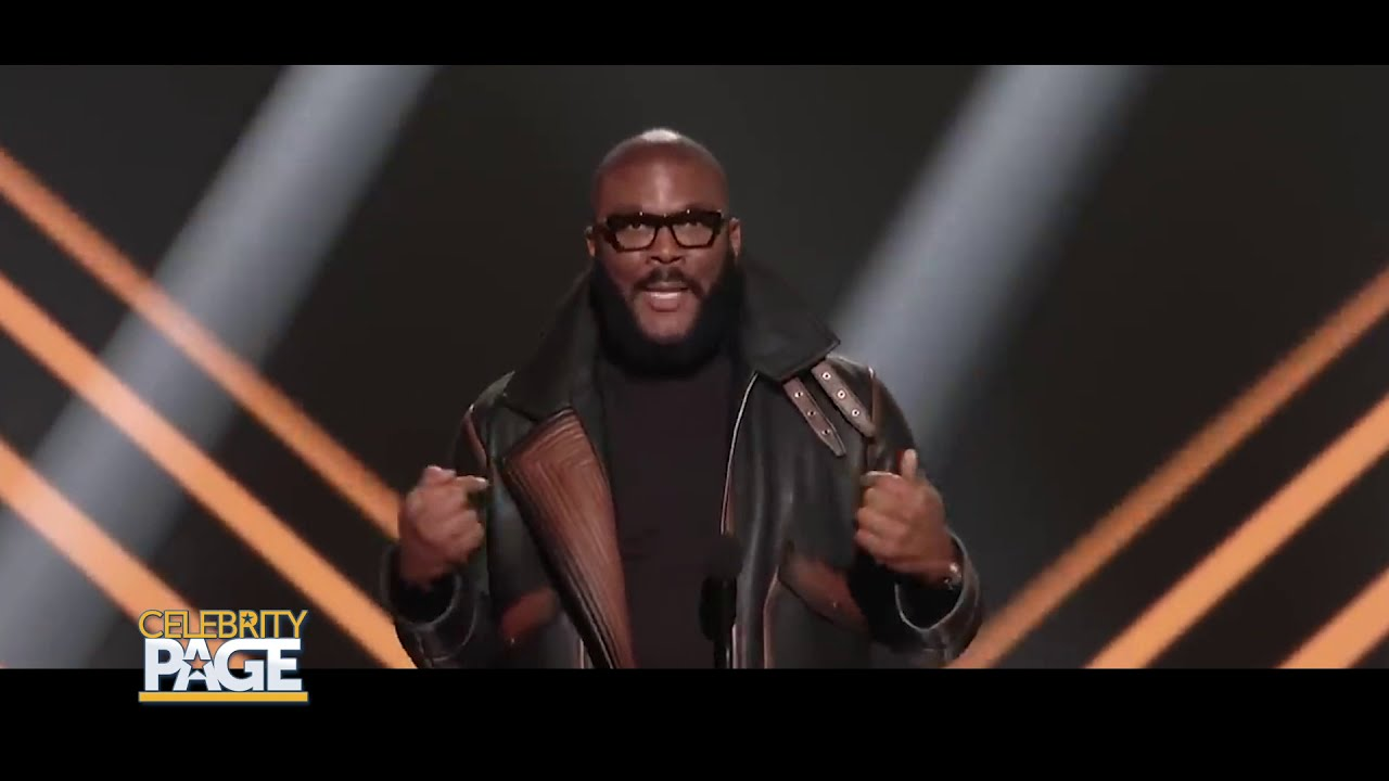 Tyler Perry Gives Free Food To The Hungry In Atlanta | Celebrity Page