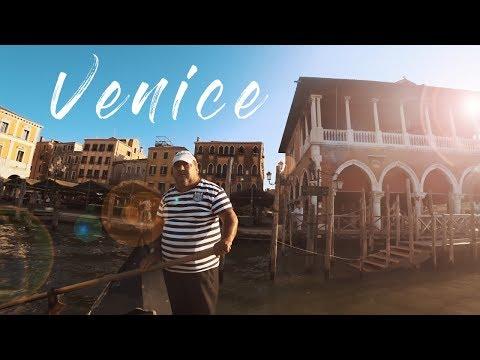 Venezia (Venice | Italy) - GoPro 4K cinematic video