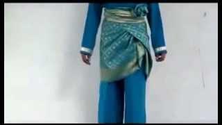 Video wear sarung melayu belt side II Cara memakai sarung melayu ikat samping download MP3, 3GP, MP4, WEBM, AVI, FLV November 2017