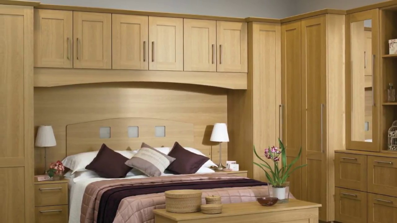 Bedroom Cabinet Design Ideas for Small Spaces - YouTube