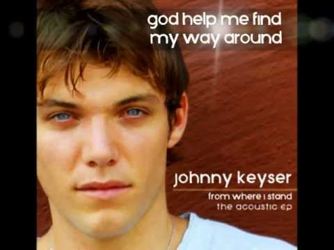 From Where I Stand (Lyric Video) - Johnny Keyser