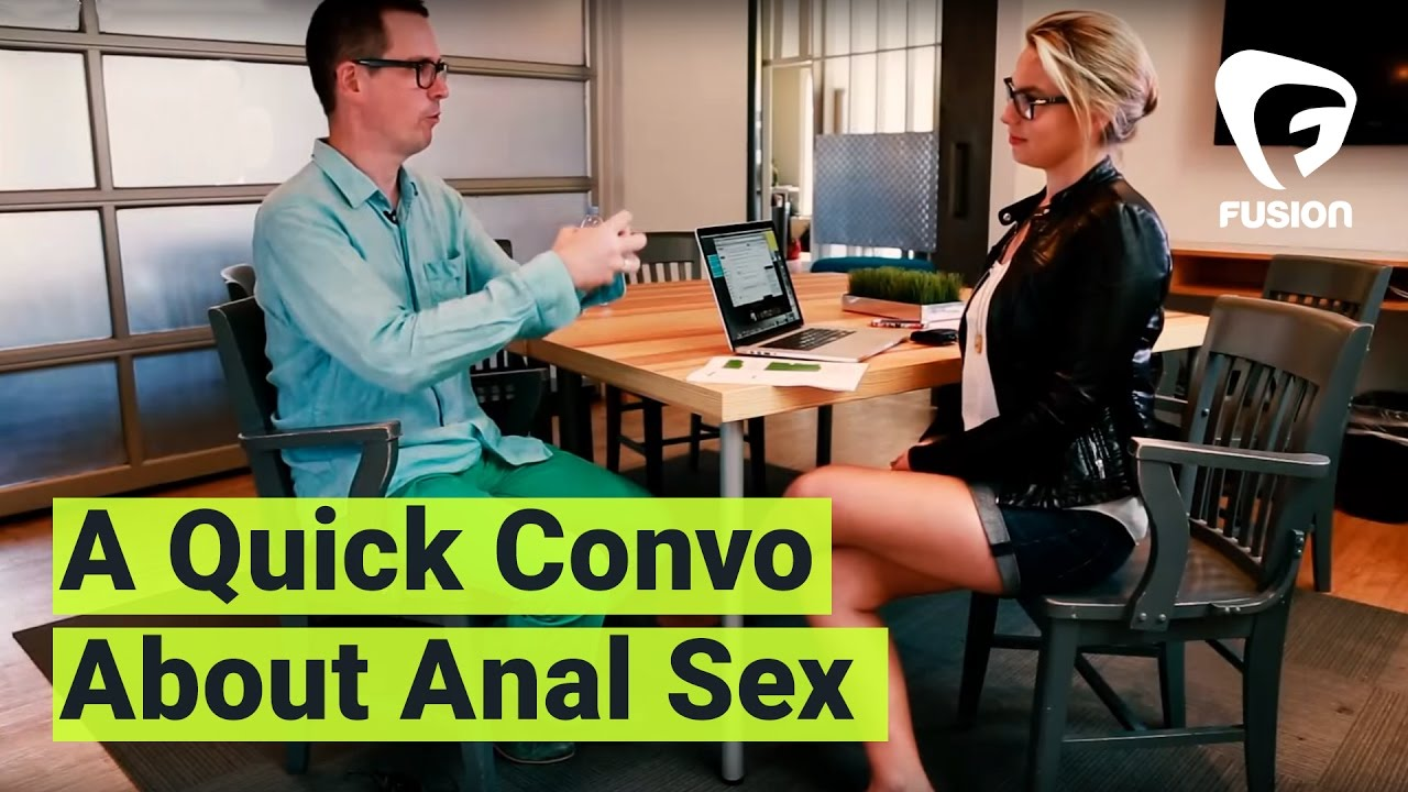 Step to adult anal life