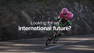 Looking for an international future? – EF Pro Cycling
