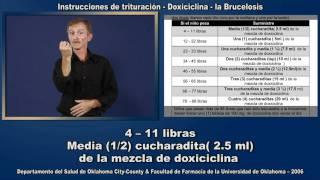14S Instrucciones de tituracion- la Brucellosis