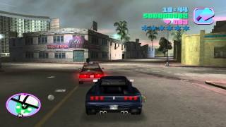 GTA Vice City Cutting Crew I just died in your arms tonight
