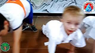 Уроки каратэ для детей   #ШКОЛА_КАРАТЭ_АЙСБЕРГ37