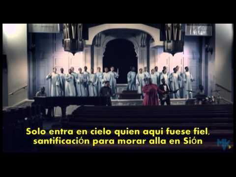 Santificación ,  Elaine Martins en español , gospel ¡ Impresionante!