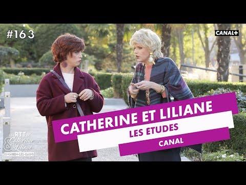 Les études nous emmerdent ! - Catherine et Liliane du 10/11/2017 - CANAL+