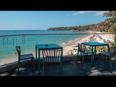 Surin Beach Resort in Phuket Thailand: Hotel and Surrounding Area