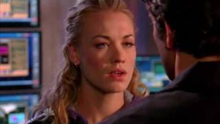 """Chuck and Sarah 3x12 """"Im going to kiss you now..if thats ok"""""""