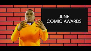 June Comic Awards
