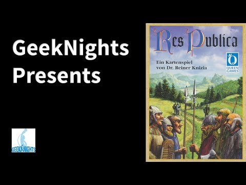 Res Publica - GeekNights Presents