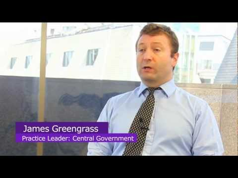 James Greengrass - Veredus Director, Central Government