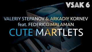 Download Valeriy Stepanov & Arkadiy Kornev   Cute Martlets (feat. Federico Malaman) Mp3 and Videos
