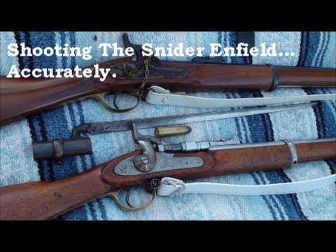 shooting-the-snider-enfield-accurately