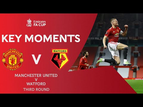 Manchester United Watford Goals And Highlights