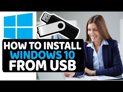 How to Install Windows 10 from USB Flash Drive [2019/2020 Edition]