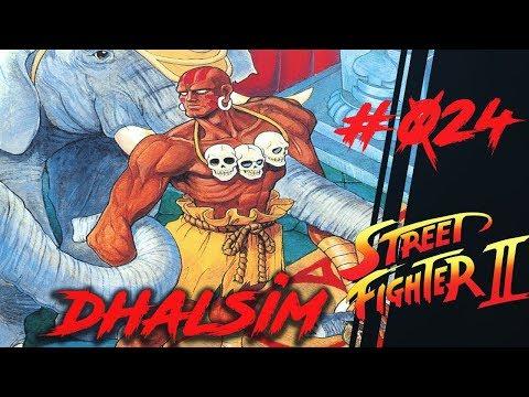 Yoga! - Street Fighter 2 - Dhalsim - Arcade - CBR#EP024 - Canal Briga de Rua