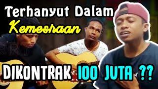 TERHANYUT DALAM KEMESRAAN - FAUZI BIMA (Cover) Musisi Kampungan_Yhan_Edy Gitaris Bima Tunanetra