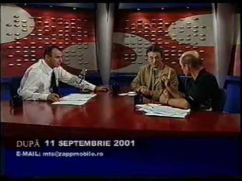 11.09.2002 - Un an de la atentatul terorist din 11 septembrie 2001 (I)