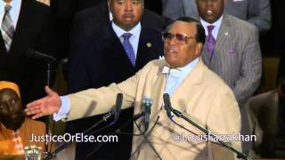 Farrakhan calls for 10,000 FEARLESS who are ABOUT THAT LIFE!!!!