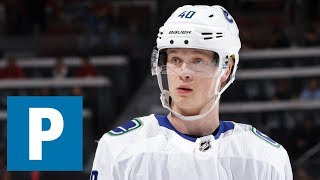 Full Elias Pettersson press conference | The Province