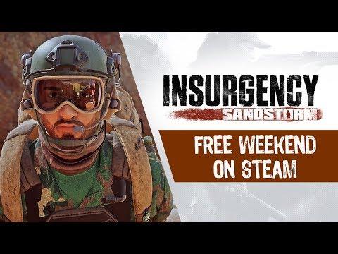 Free Weekend! : insurgency